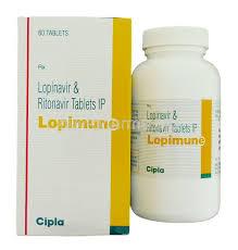 Ảnh của Lopinavir + Ritonavir