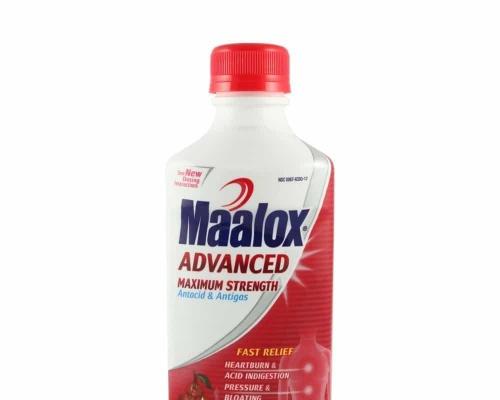 Ảnh của Maalox® Advance Maximum Strength