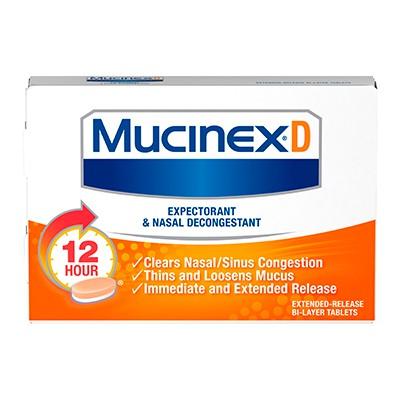 Ảnh của Mucinex®-D