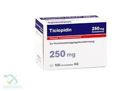 Ảnh của Ticlopidine