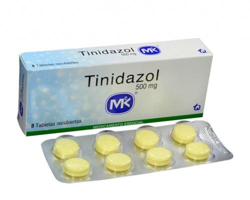 Ảnh của Tinidazole