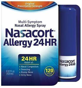 Ảnh của Nasacort Allergy Spray 24HR®