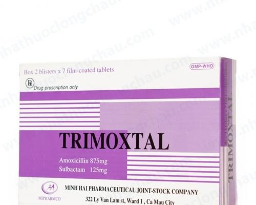 Ảnh của Trimoxtal