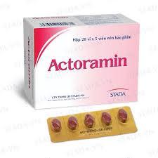 Ảnh của Actoramin®