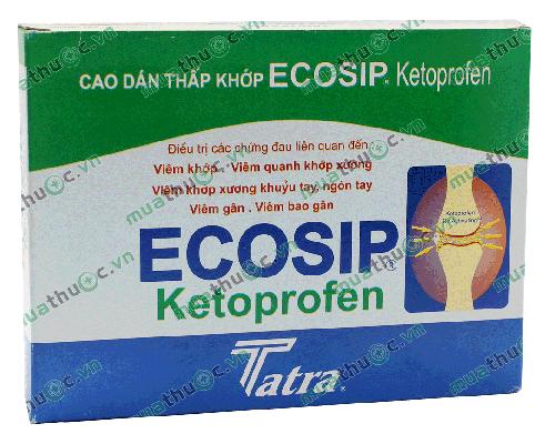 Ảnh của Ecosip Ketaprofen®