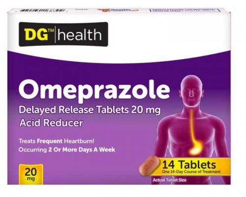 Ảnh của Omeprazole