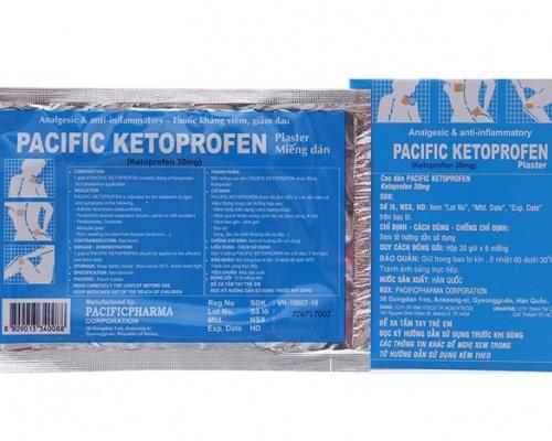 Ảnh của Pacific Ketoprofen®