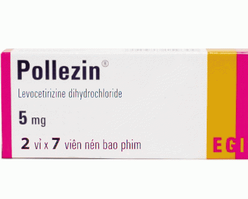 Ảnh của Pollezin® 5mg