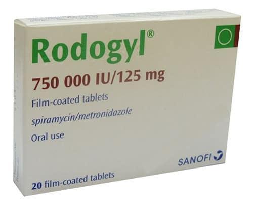 Ảnh của Rodogyl®