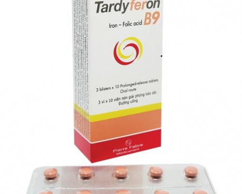 Ảnh của Tardyferron® B9