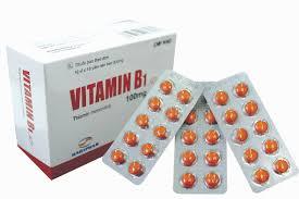 Ảnh của Thiamin (vitamin B1)