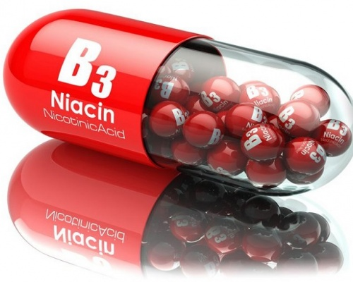 Ảnh của Vitamin B3 (Niacin)