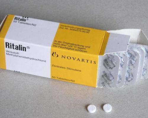 Ảnh của Ritalin®