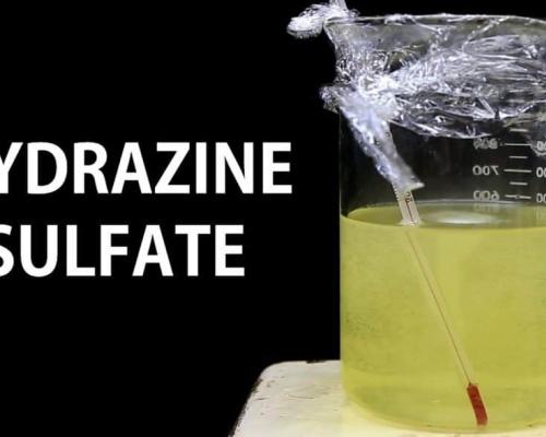 Ảnh của Hydrazine sulfate