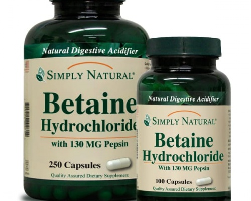 Ảnh của Betaine Hydrochloride