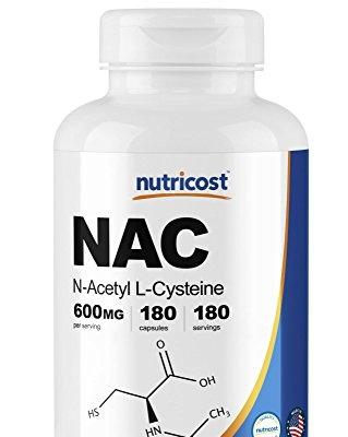 Ảnh của N-acetyl cysteine