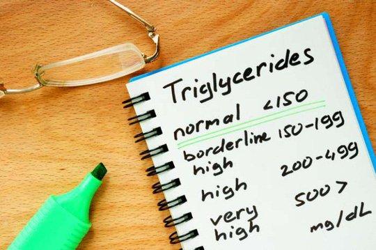 Chỉ số mỡ máu Triglyceride và biến chứng nguy hiểm cần lưu ý - ảnh 1