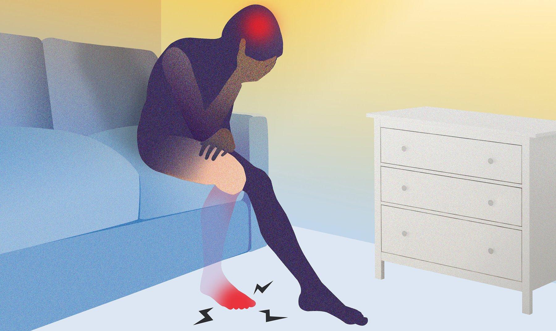 Đau chi ma - cơn đau ảo là gì? Nguyên nhân, triệu chứng - ảnh 1