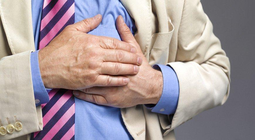 Đau thắt ngực - dấu hiệu của bệnh tim thiếu máu cục bộ - ảnh 1