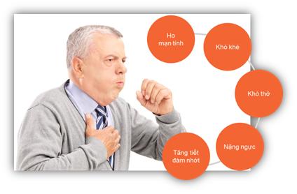 Bệnh phổi tắc nghẽn mãn tính có phải là hen suyễn do hút thuốc lá? - ảnh 2
