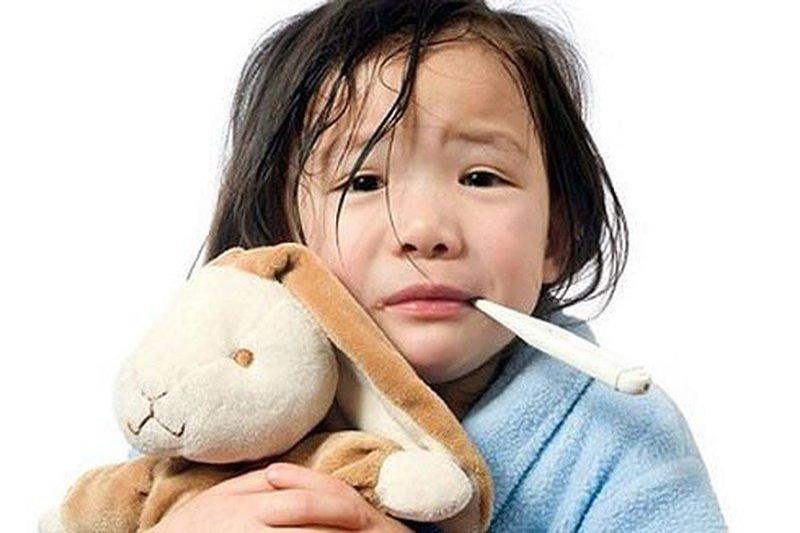 Cách phòng bệnh nhiễm khuẩn hô hấp trên ở trẻ khi giao mùa - ảnh 1