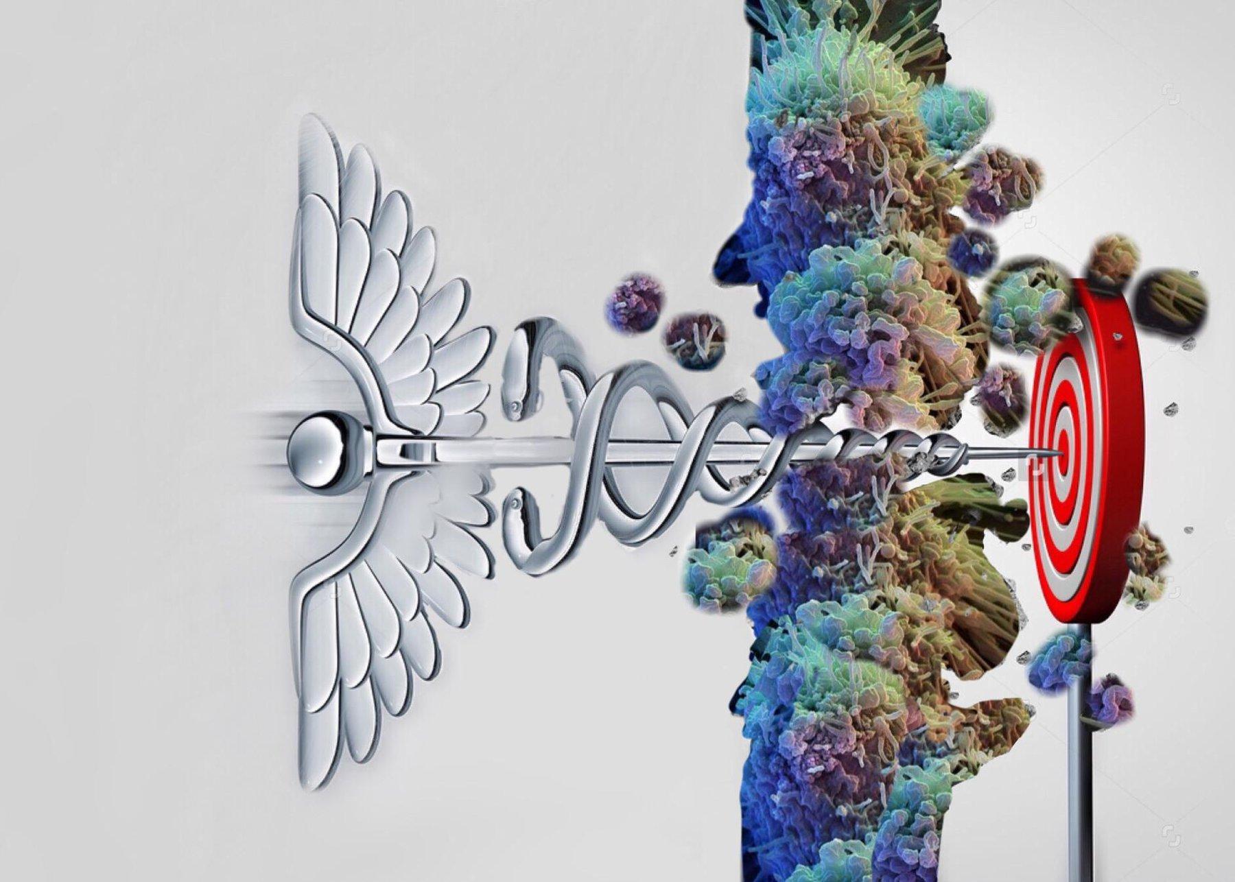 Sự khác nhau giữa hóa trị và liệu pháp nhắm trúng đích trong điều trị ung thư - ảnh 1