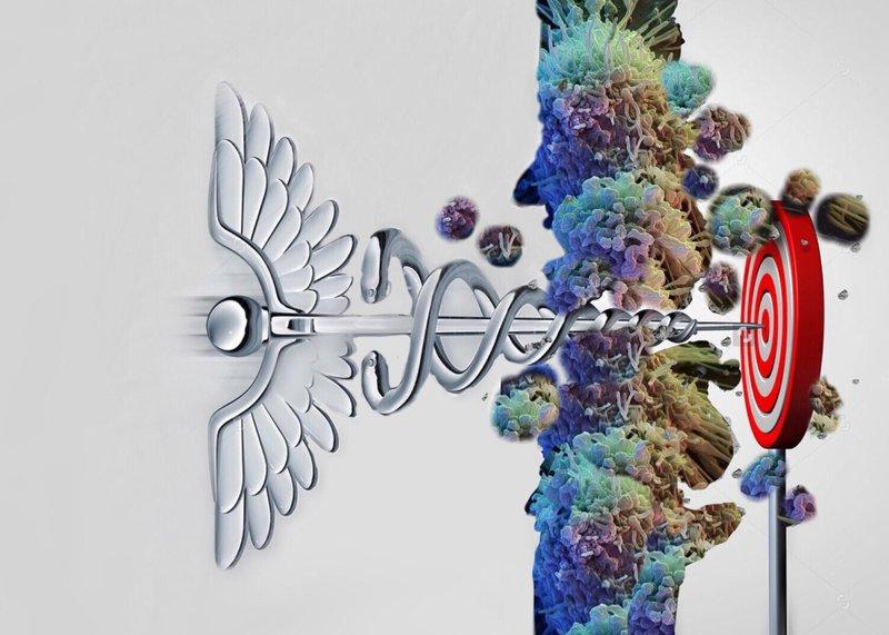 Liệu pháp trúng đích tiêu diệt tế bào ung thư thế nào? - ảnh 1