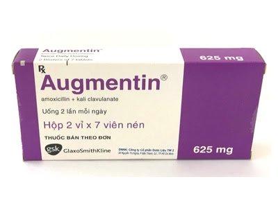 Liều dùng thuốc Augmentin cho trẻ em - ảnh 1