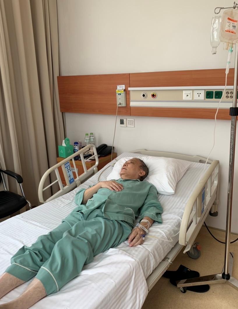 Điều trị thành công ung thư thực quản giai đoạn muộn biến chứng tiêu hóa bằng hóa trị - ảnh 2