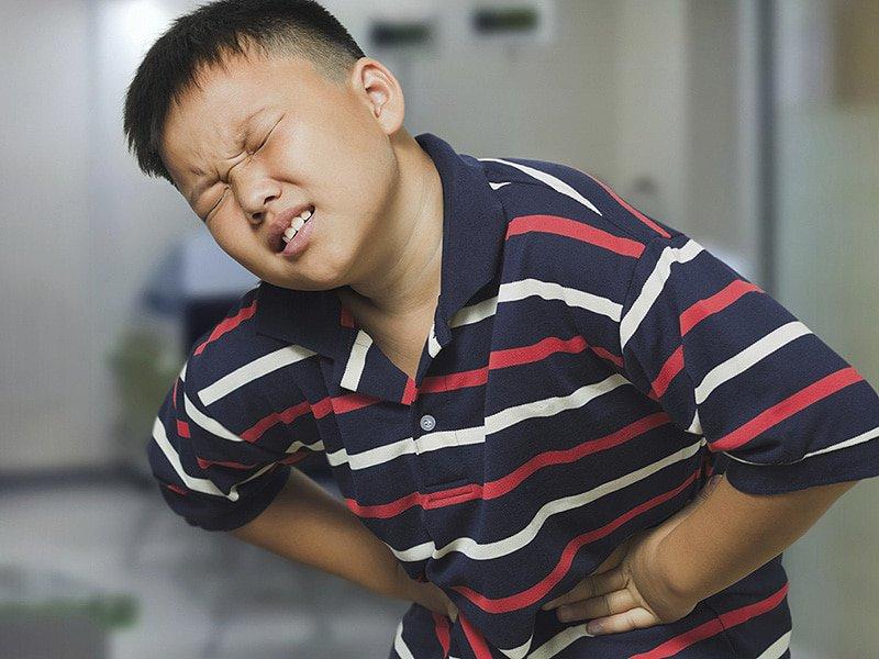 Chữa bệnh viêm dạ dày HP dương tính cho trẻ - ảnh 2