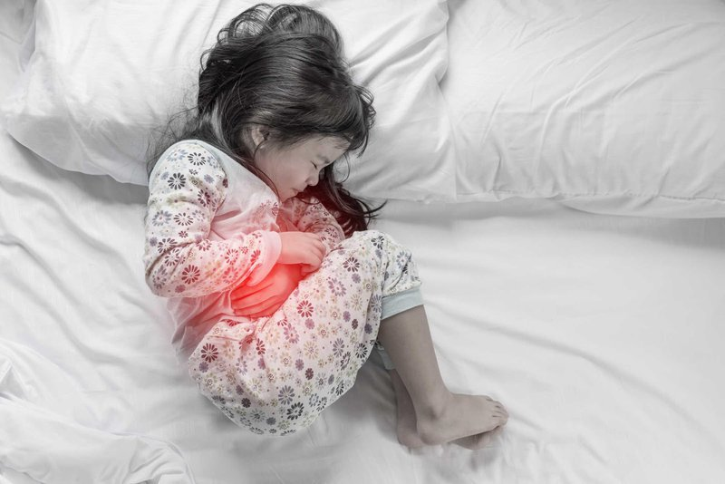 5 vấn đề tiêu hóa thường gặp ở trẻ nhỏ - ảnh 1