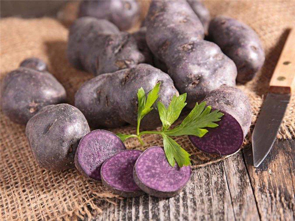 Khoai tây có tác dụng hạ huyết áp hiệu quả - ảnh 1