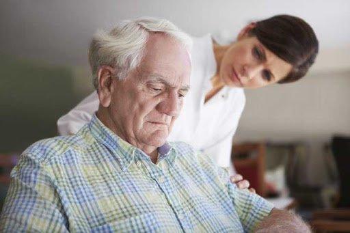 Rối loạn tri thức cấp diễn ở người có tuổi - ảnh 1