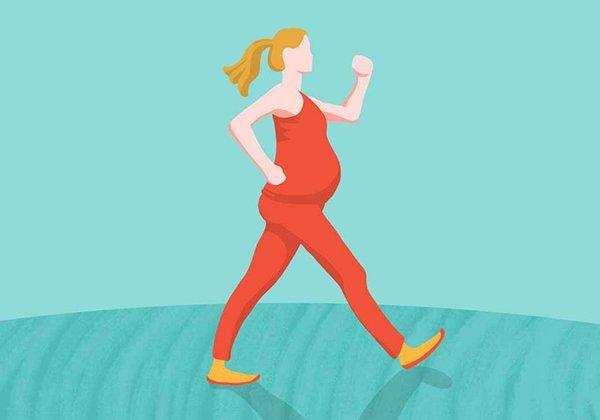 Tập thể dục trong tiểu đường thai kỳ - ảnh 1